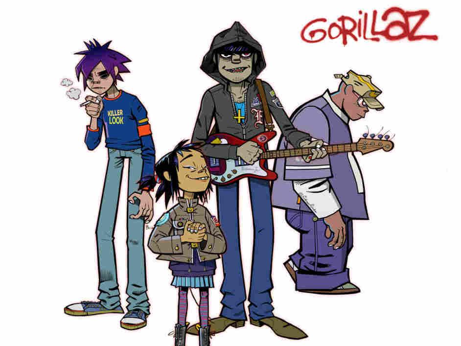 Gorillaz Image