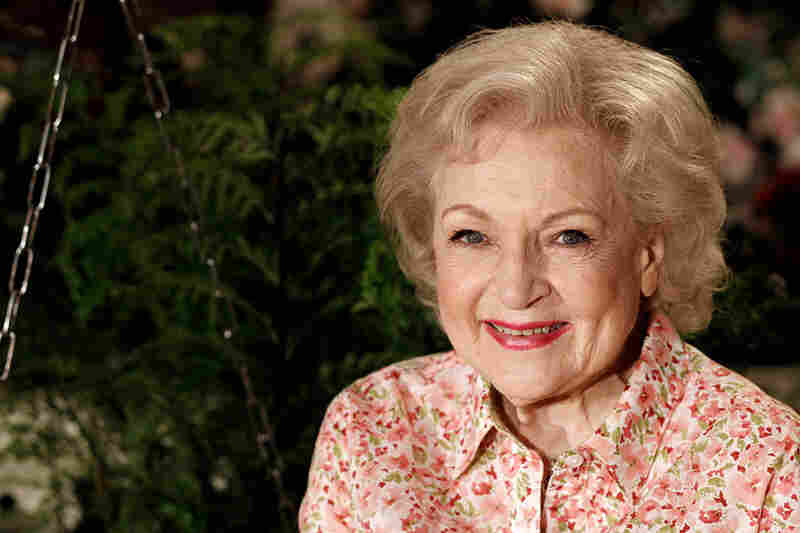 Betty White — is there anything she can't do? — Melody Kramer, Fresh Air