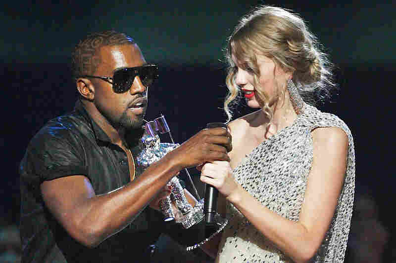 "Kanye West. Imagine the following: Bill Clinton: ""And so, that's why philanthropy is so important, because --"" Kanye: ""IMA LET YOU FINISH, BUT THERE IS JUST NO WAY YOU DANCE BETTER THAN OBAMA."" — Ramona Martinez, Washington Desk intern"