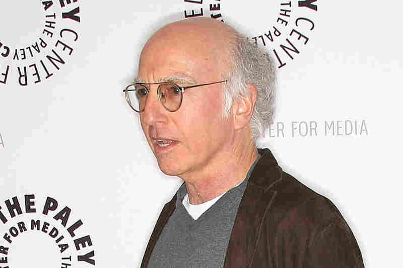 "Larry David. ""Up next, Kim-Kim the acrobat from South Korea ... ohhhh this is such bulls- - - ... who gives a s- - - about this anyway ... HELLO?! Mr. Ted Turner?! I can hear you now! No, no, he's not really talking to me, I'm just fooling myself. Mr. Kim-Kim, thanks for joining us ..."" — Dominic Ruiz-Esparza, IT"