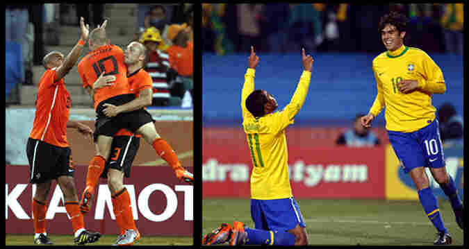 Selecao or Oranje?