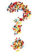 Drug question mark