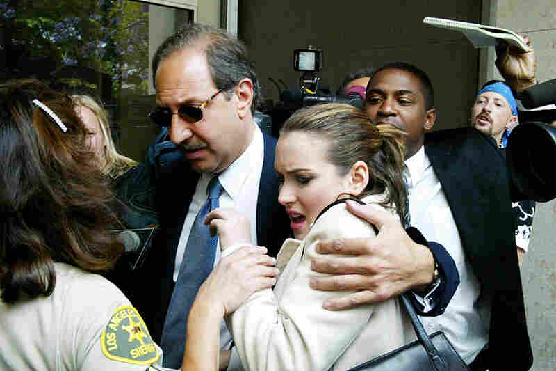 Winona RyderWhat happened: Convicted in 2002 of shoplifting at Saks Fifth Avenue, Ryder was sentenced to probation, restitution and community service. She was injured trying to make her way through a crowd of photographers as she arrived at the Beverly Hills Municipal Court for her preliminary hearing on shoplifting charges June 3, 2002. What we learned:   Stealing is wron...