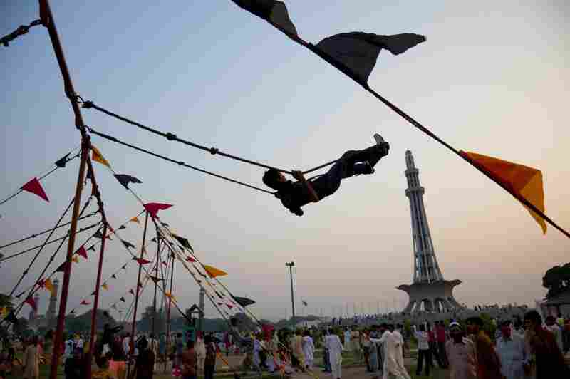 A festival in Pakistan illustrates the calmer daily life. As Pakistan's wealthiest and most populous province, Punjab is a bellwether for the country's fortunes as it confronts a growing Taliban insurgency. It reflects Pakistan's split personality: one side modern, developed and moderate, the other defined by violence and intolerance.