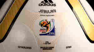 Printing of Final Adidas Match Ball-2010 FIFA World Cup