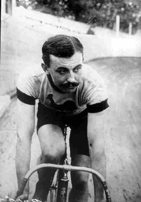 Lucien Petit-Breton was the first cyclist to win the Tour twice in a row, 1907 and 1908. Lance Armstrong holds the current title for most wins with seven.