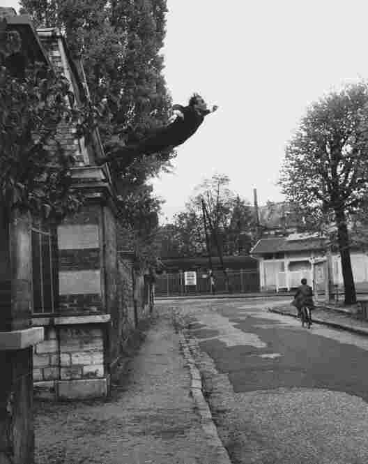 Leap into the Void, 1960, Yves Klein, 1928–1962