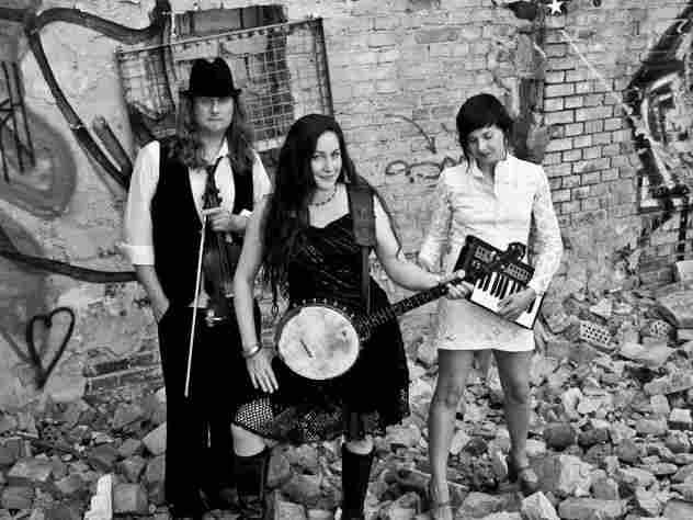 The New Prohibition Band
