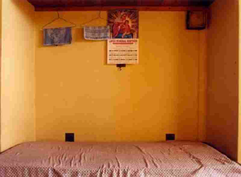 "Untitled, from ""Empty Beds"" series, 2002"