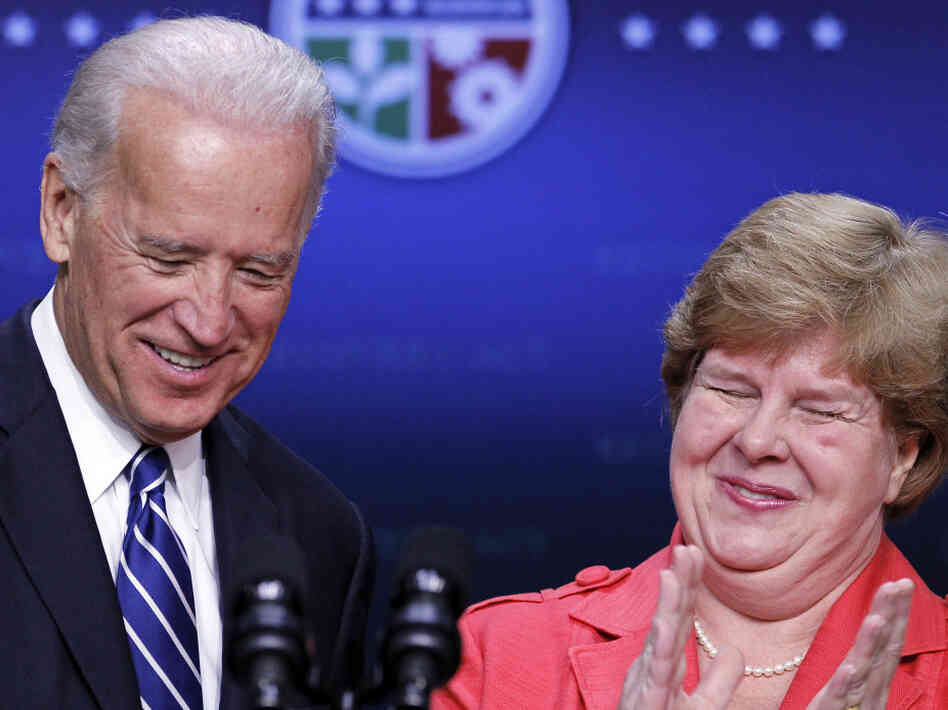 Joe Biden, Christina Romer