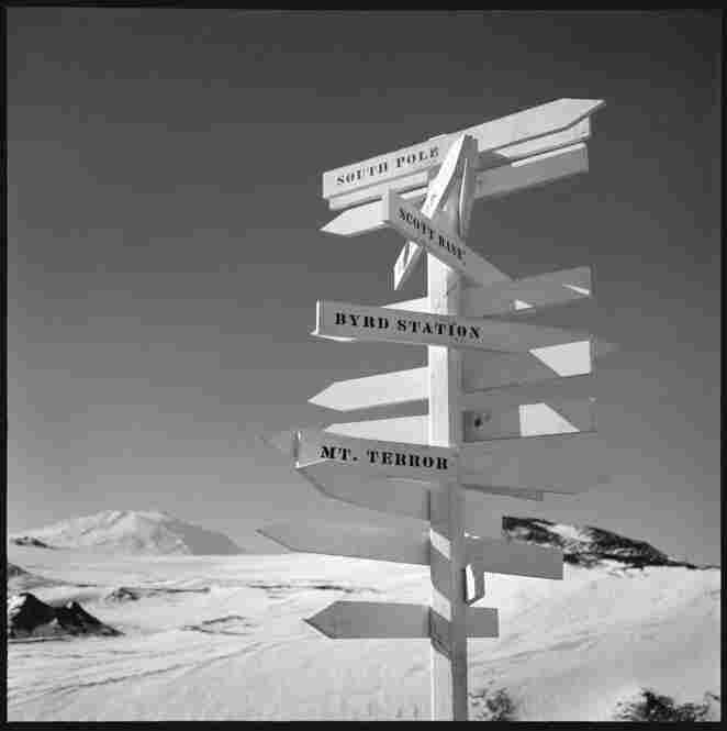 Antarctic destinations