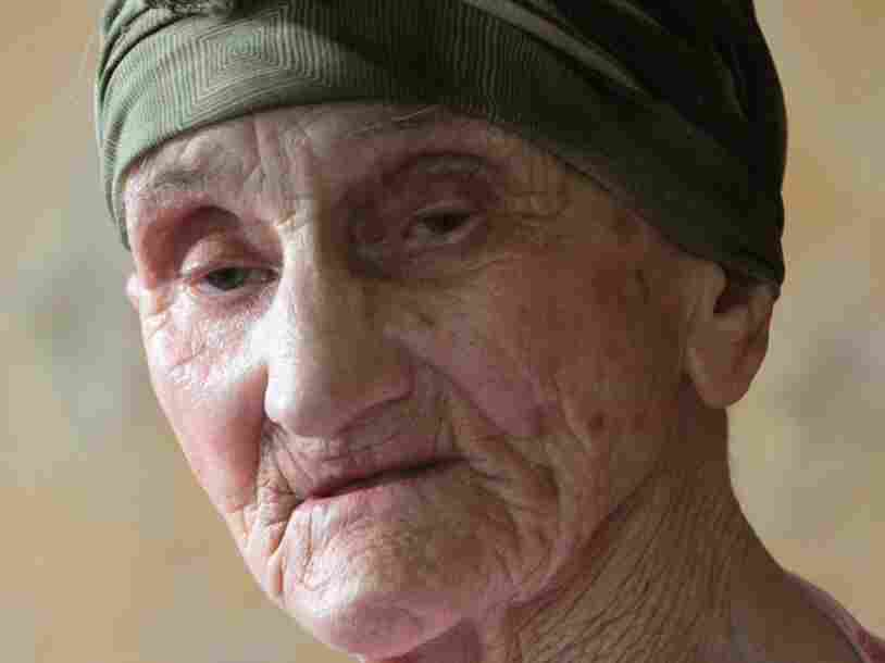 At 130, Antisa Khvichava is possibly the oldest person alive.