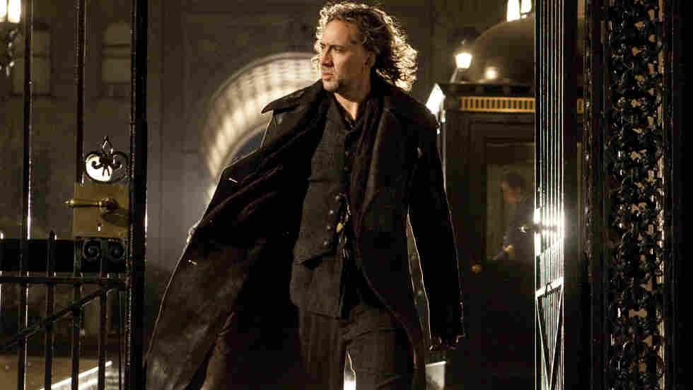 Nicolas Cage stars in the new film The Sorcerers Apprentice