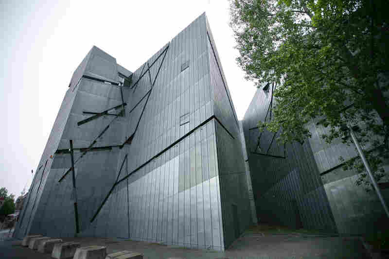 Architect: Daniel Libeskind Structure: Jewish Museum, Berlin Year Completed: 1998
