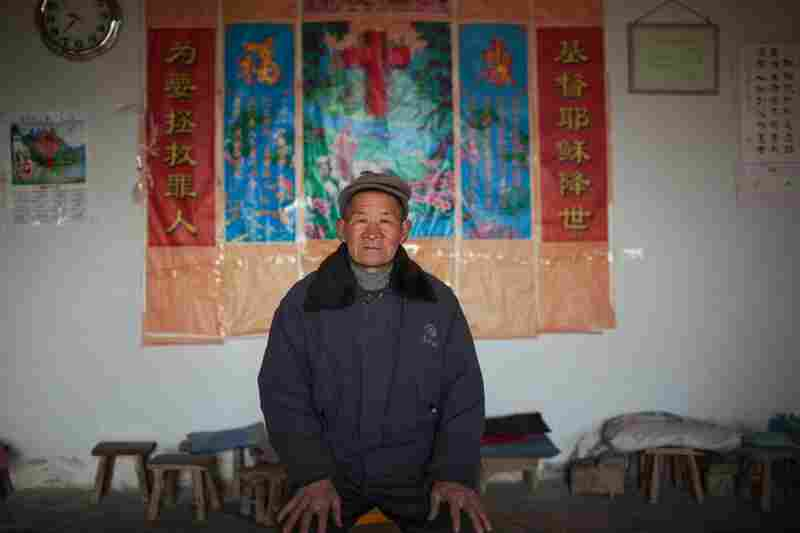 These photos of Protestant churches were taken in parts of eastern China where Western missionaries were active before the Communist revolution. Due to sensitivities surrounding religion in China, the churches are not identfied.