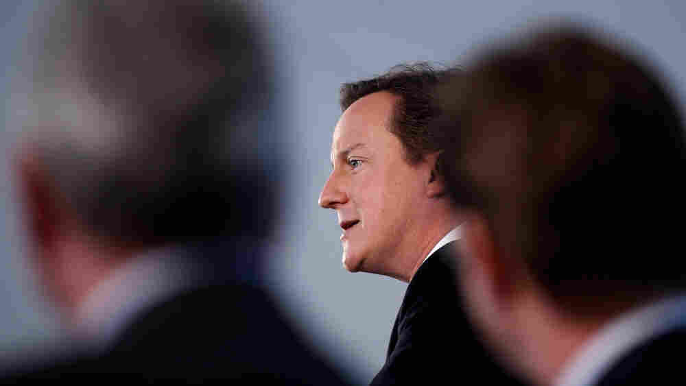 The Prime Minister Lays Out His Plans For The Big Society