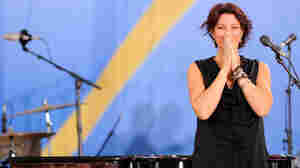 Sarah McLachlan in Central Park