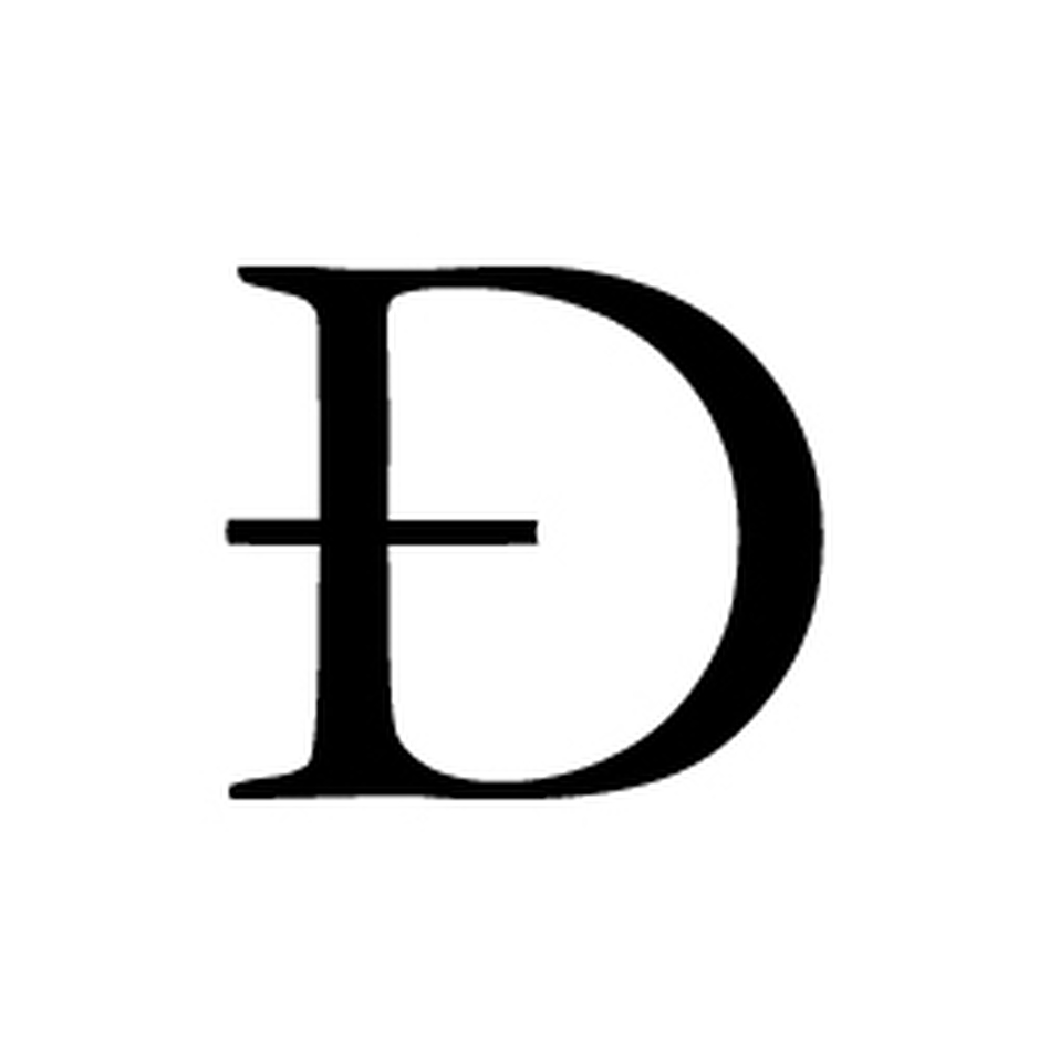 is the new wbur news enrique gmez proposes using the letter eth from old english the symbol he writes would have a historical connection with the anglo saxon languages buycottarizona Images