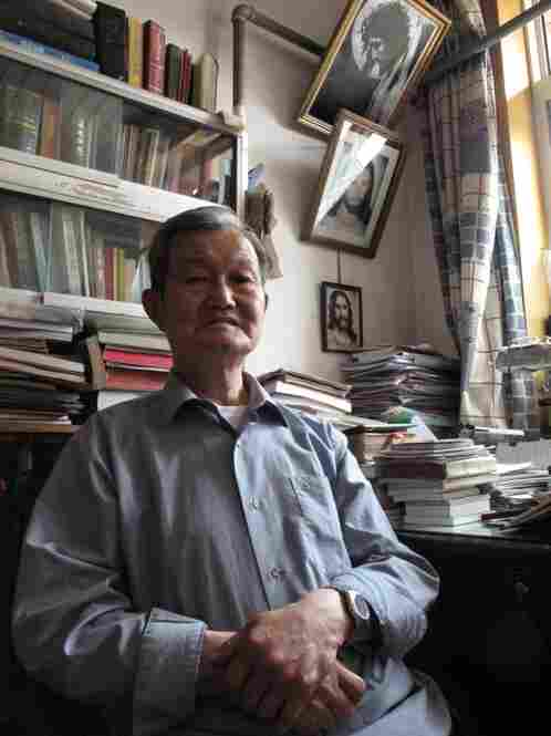 Melchior Shi Hongzhen, 83, a coadjutor bishop, is recognized by the Vatican but not by Beijing. He lives on the outskirts of Tianjin under a kind of house arrest, and has to ask permission from the police if he wants to travel elsewhere.
