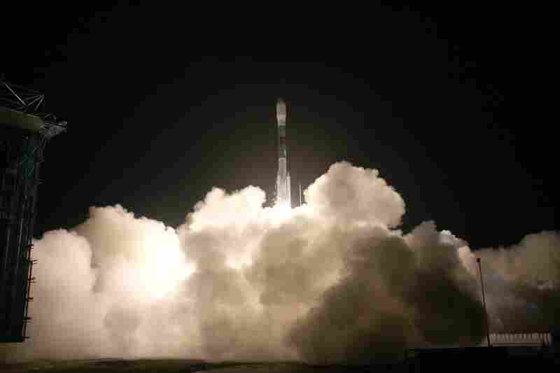 The WISE satellite was launched in 2009, and carried to space on United Launch Alliance's Delta II rocket.