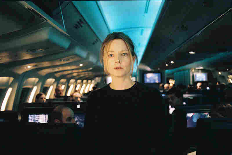 When women get action roles in movies, it's often because (as with Ripley in the Aliens sequel) the plot requires them to protect someone. In Flight Plan, Jodie Foster gets to sabotage and blow up a plane while remaining sympathetic — because she's rescuing her abducted daughter.