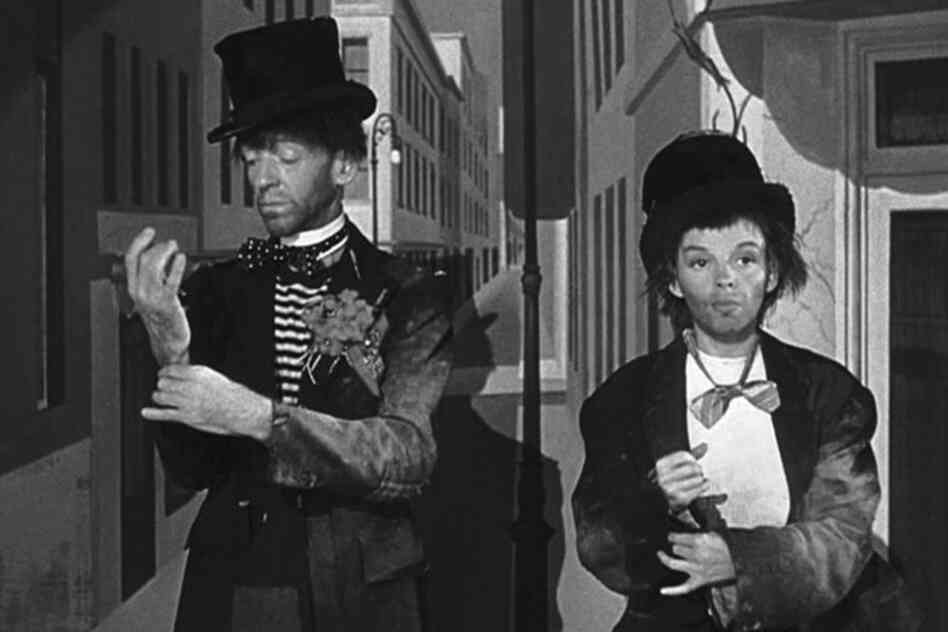 "Fred Astaire and Judy Garland were ""A Couple of Swells"" in Easter Parade (1948), which won the Oscar for Best Music, Scoring of a Musical Picture in 1949."