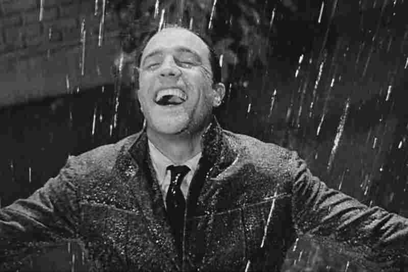 "Gene Kelly went ""Singin' in the Rain"" in 1952. When Kelly shot the scene, he had a 103-degree fever and convinced director Stanley Donen to let him film it all in one take, which he pulled off successfully."