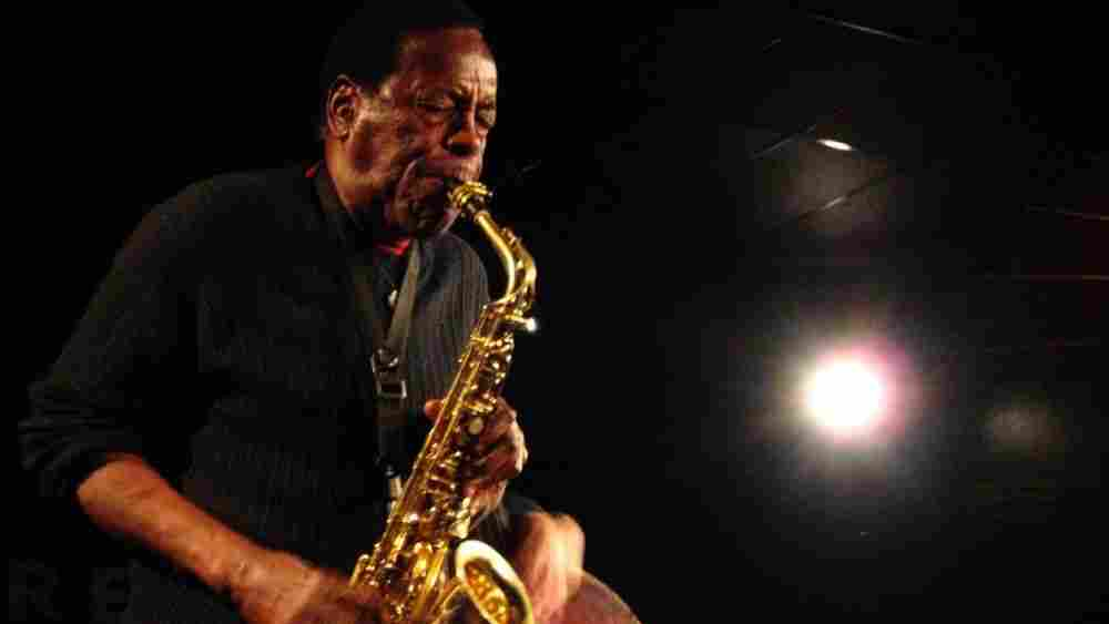 Sonny Simmons headlines Friday night at the New Atlantis Festival in Washington, D.C.