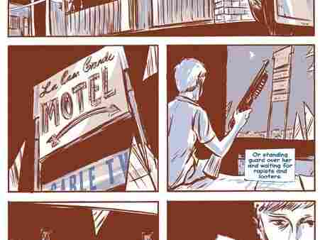 a page from Revolver