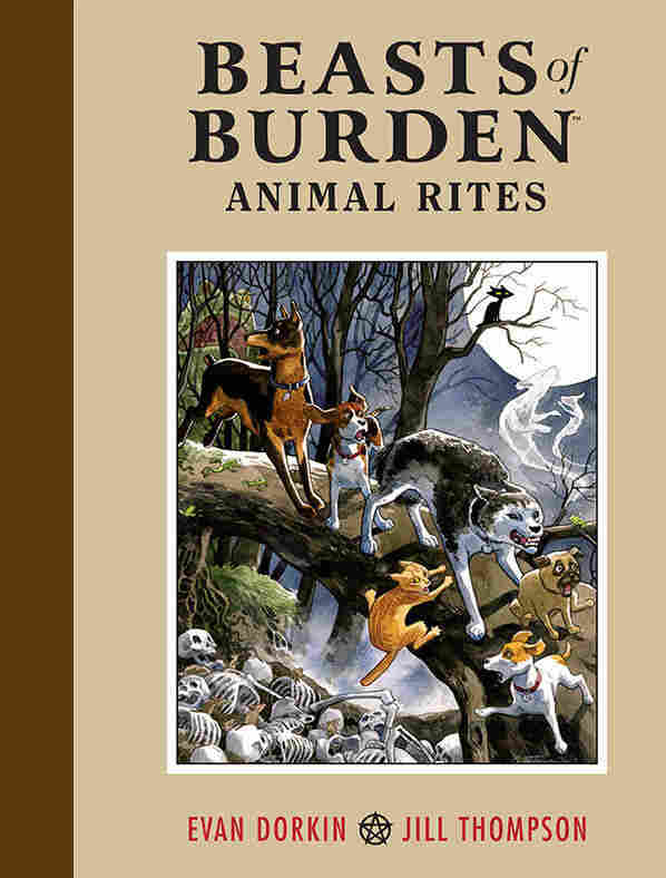 The cover of Beasts Of Burden