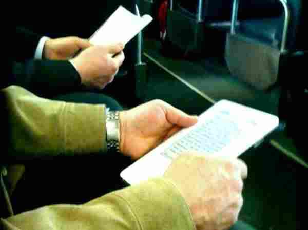 Readers enjoy Kindle and print.