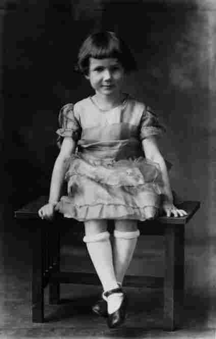Beverly Cleary, Age 6, 1920.