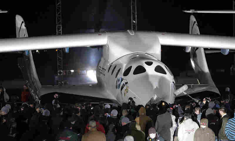 After SpaceShipOne completed the first privately funded spaceflight in 2004, Virgin Galactic partnered with its creator to make SpaceShipTwo — designed to take tourists into space.