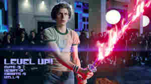 Michael Cera in 'Scott Pilgrim vs the World'