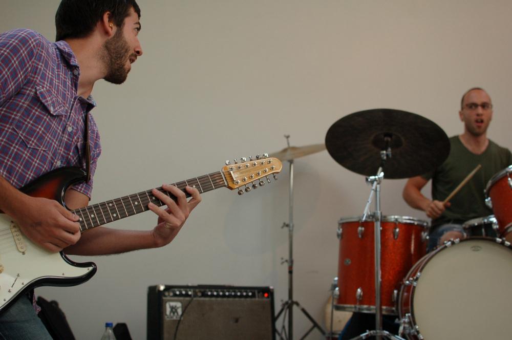 Wasteland Jazz Unit - Complete Spring Tour 2009