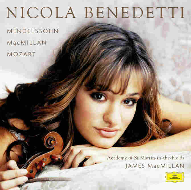 Nicola Benedetti, violinist, plays music by Mendelssohn and MacMillan.