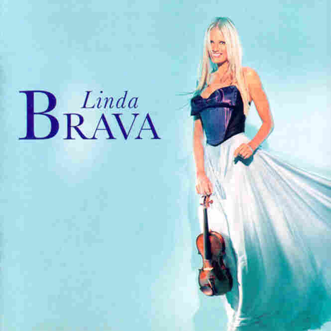 Linda Brava, violinist (who posed for Playboy) plays music by Paganini and Sibelius.