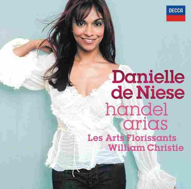 Soprano Danielle de Niese sings music by Handel.