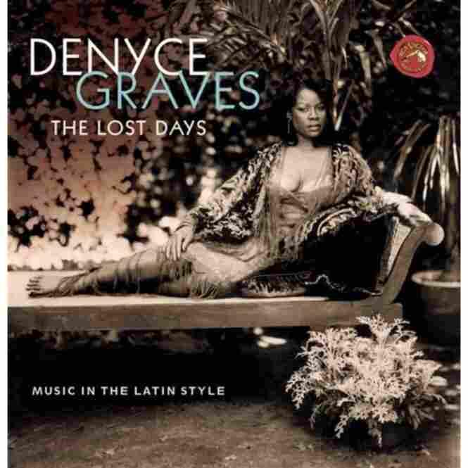 Denyce Graves, mezzo-soprano, sings songs in Spanish.