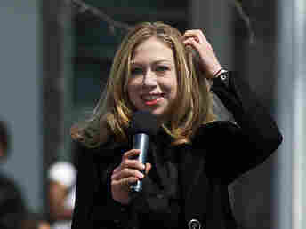 Chelsea Clinton at Swarthmore