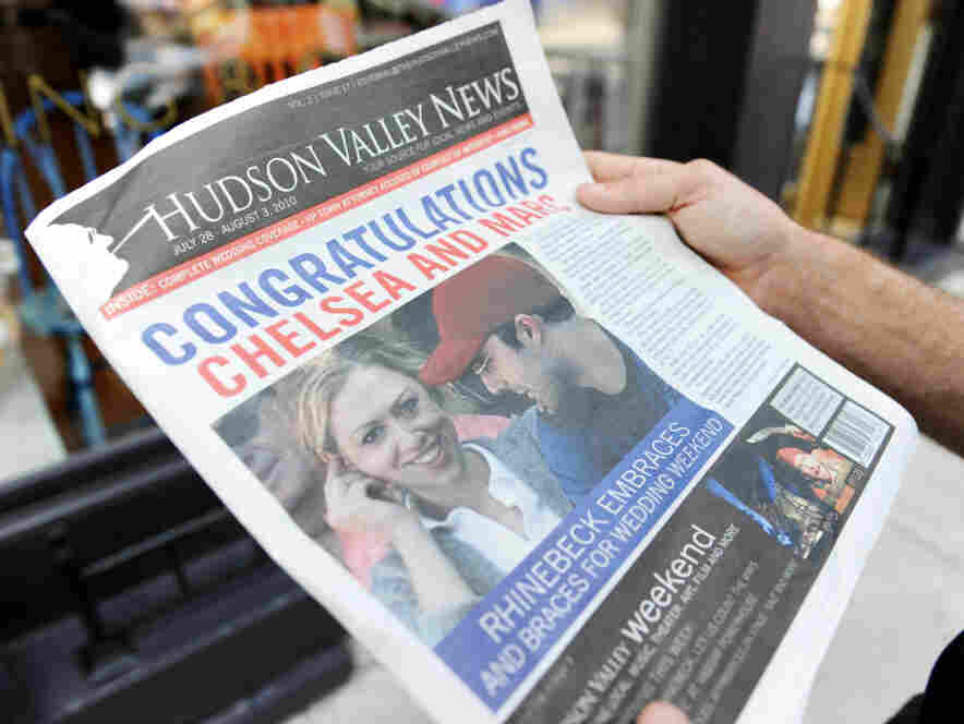 The Hudson Valley News, a local newspapa