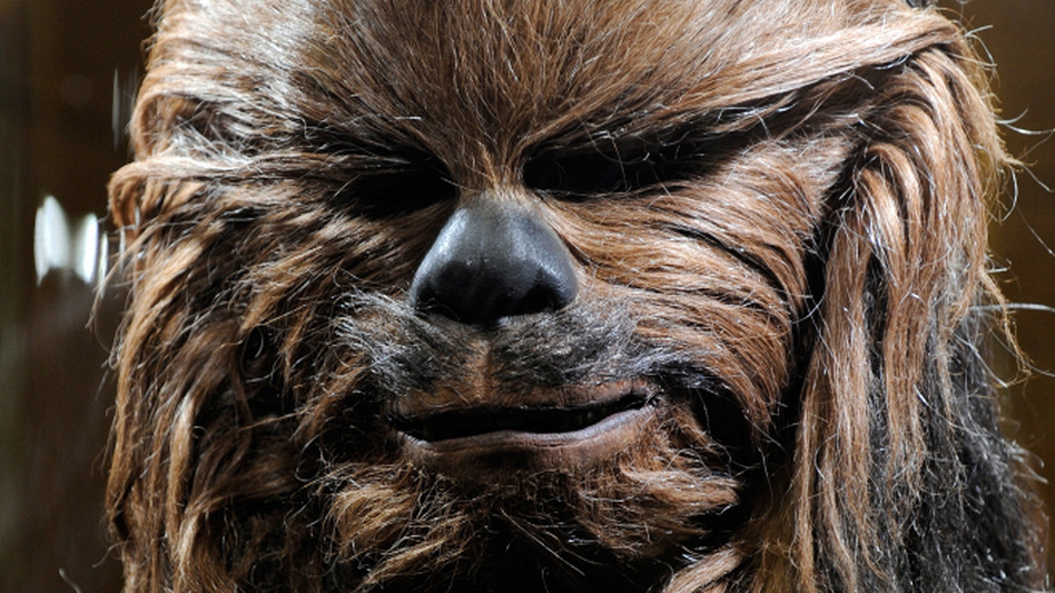 When you think of Wookiees, you think of Chewy, don't you?<!--Session data--><!--Session data-->