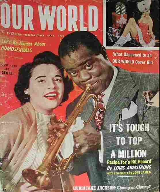 Our World, August 1954