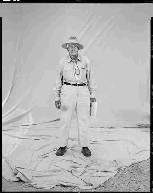 Bill Horue, engineer and inventor, Venice, La.