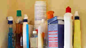Poisonings Of Kids With Household Chemicals Decline, But Remain A Problem