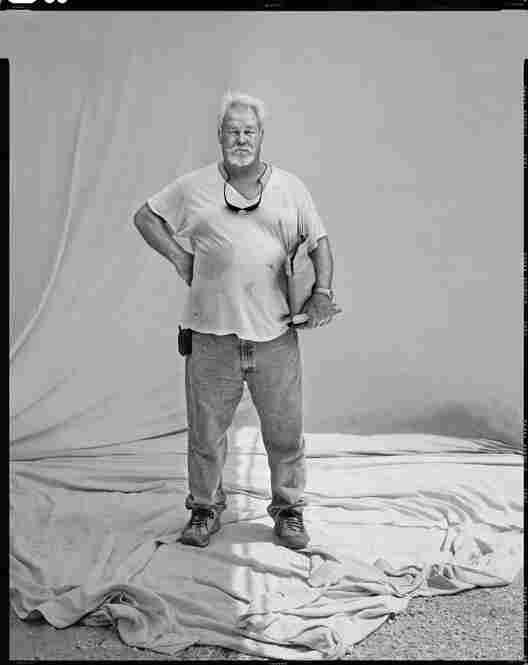 Darryl Couvillion, small business owner, Venice, La.
