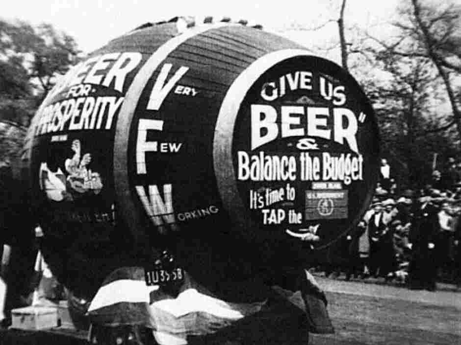 Anti-Prohibition Parade