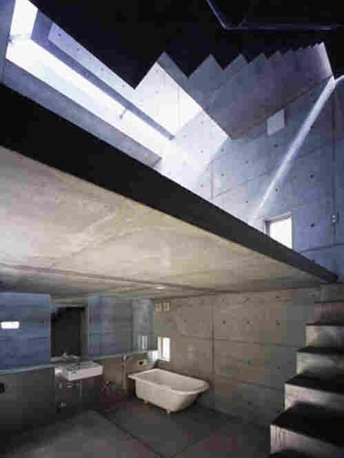 """Inside """"Magritte's."""""""
