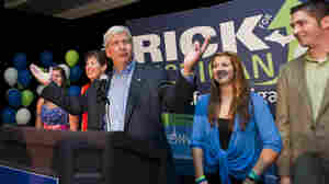 Rick Snyder, GOP candidate for governor in Michigan.