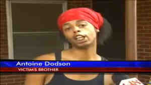 A screenshot of the newspiece in which Antoine Dodson was featured.